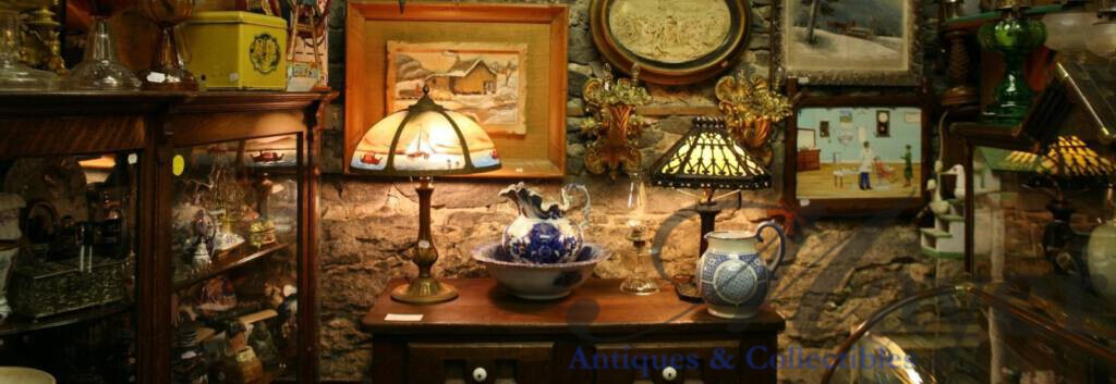 online antiques shop