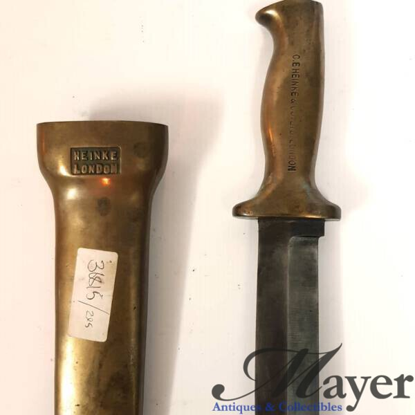 British Navy Diver Knife