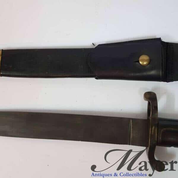 Dahlgren Bowie Knife Style Bayonet