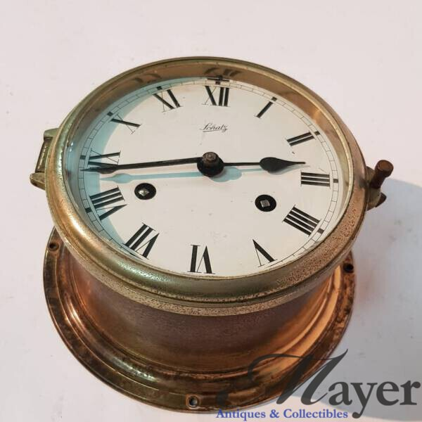 Schatz German Naval Clock