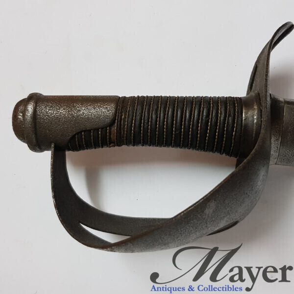 Italian Cavalry Sword Model 1860 By S & K