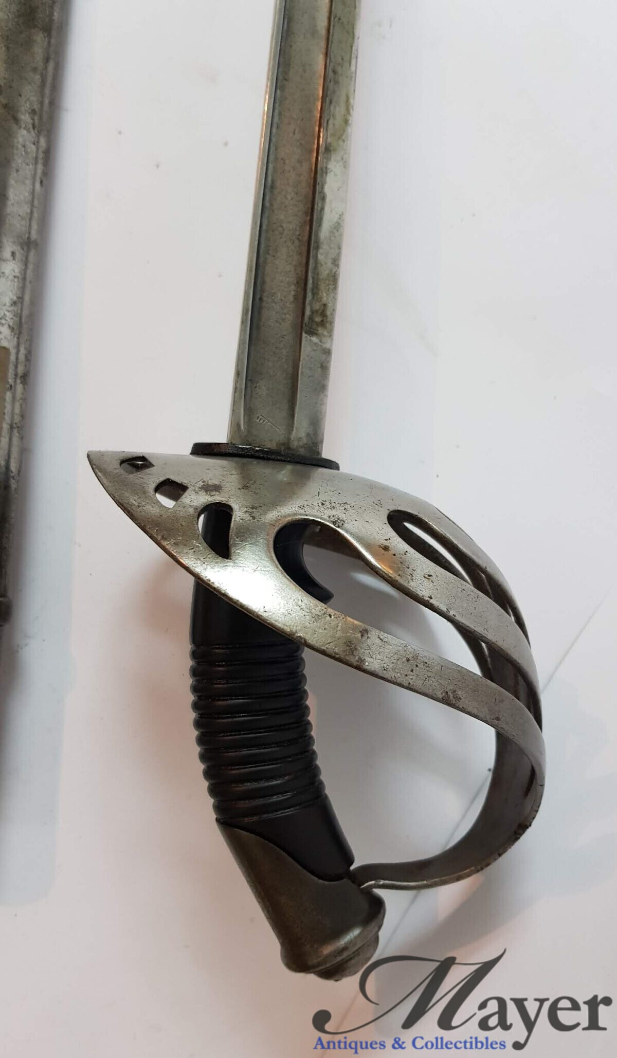 Chilean Sabre Made By Châtellerault Arms