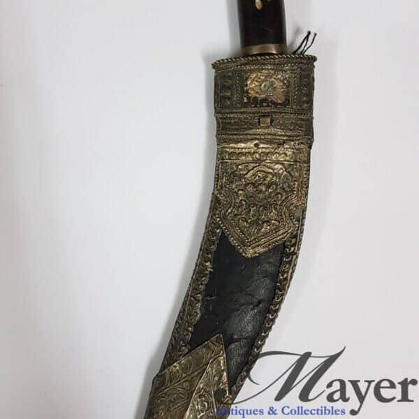 Gurkha kothimora kukri knife