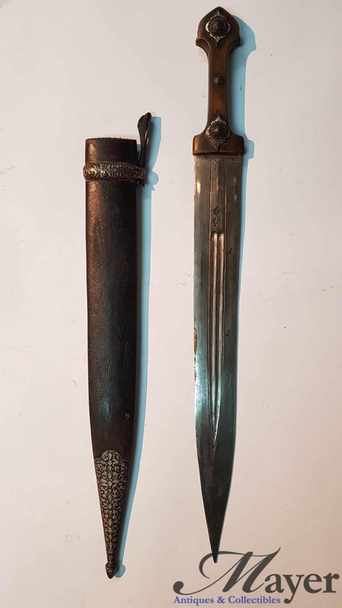 Full Length Kinjal Dagger