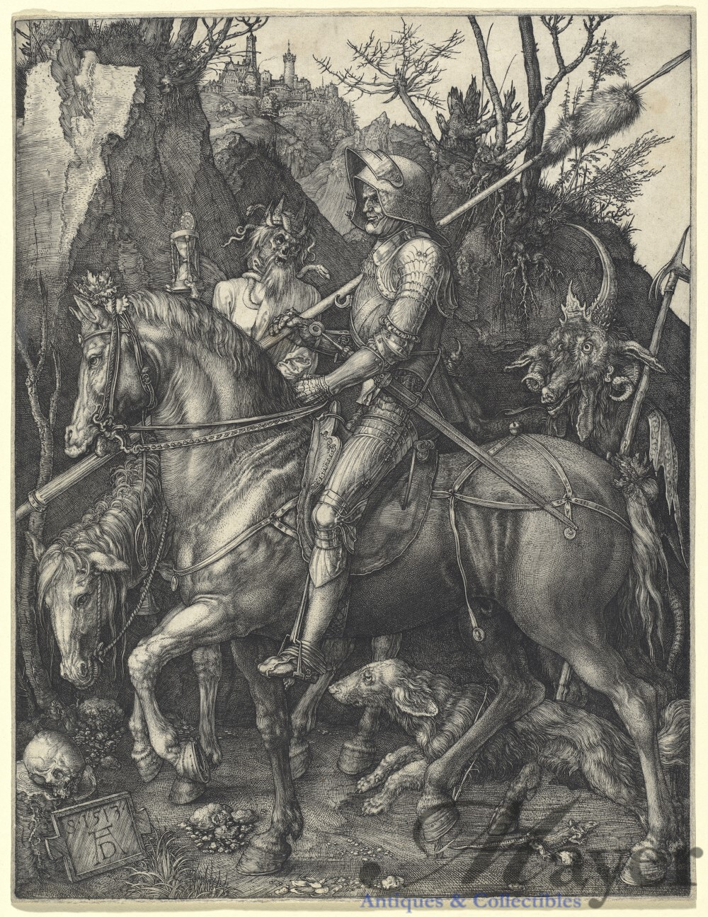 Albrecht_Dürer_-_Knight_Death_and_Devil