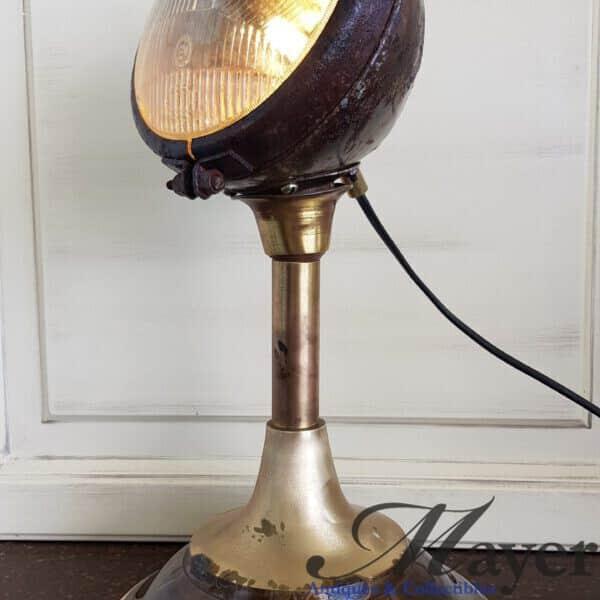 Hella Car Headlight Desk Lamp
