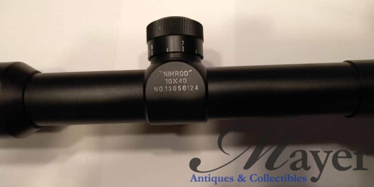 Nimrod 10x40 Rifle Scope