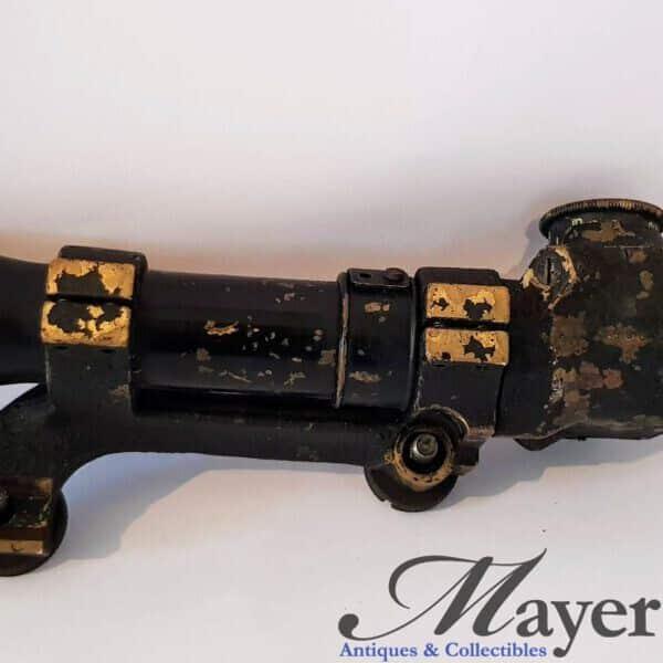 Israeli Lee Enfield long branch No.4 MK1 T rifle scope