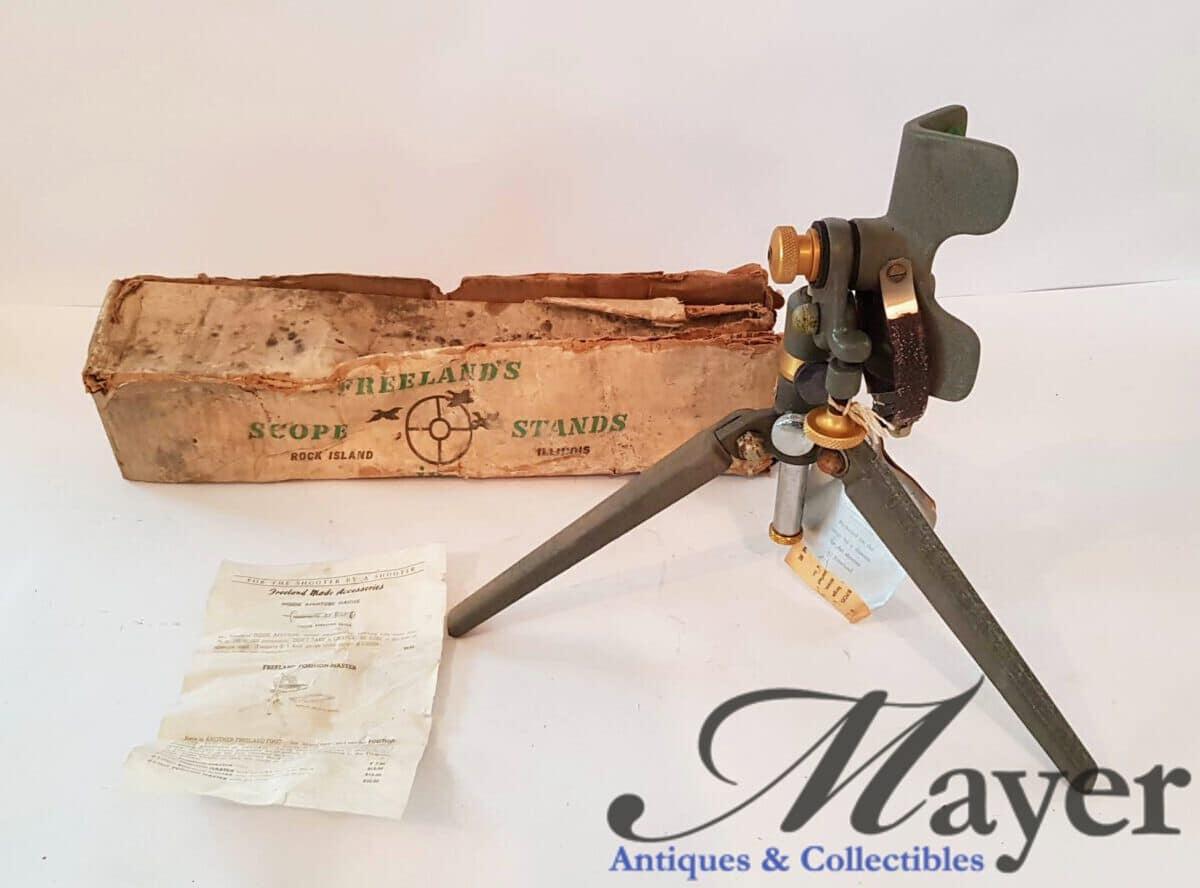 Freeland Spotting Scope Tripod With Original Box