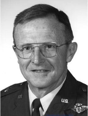 General Homer K. Hansen