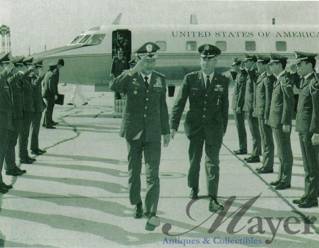 Major-General Tran Van Minh