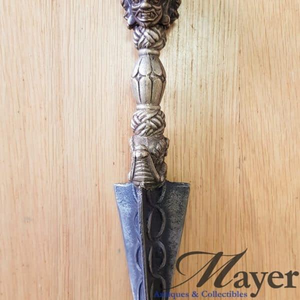 Tibetan Kila Phurba Dagger