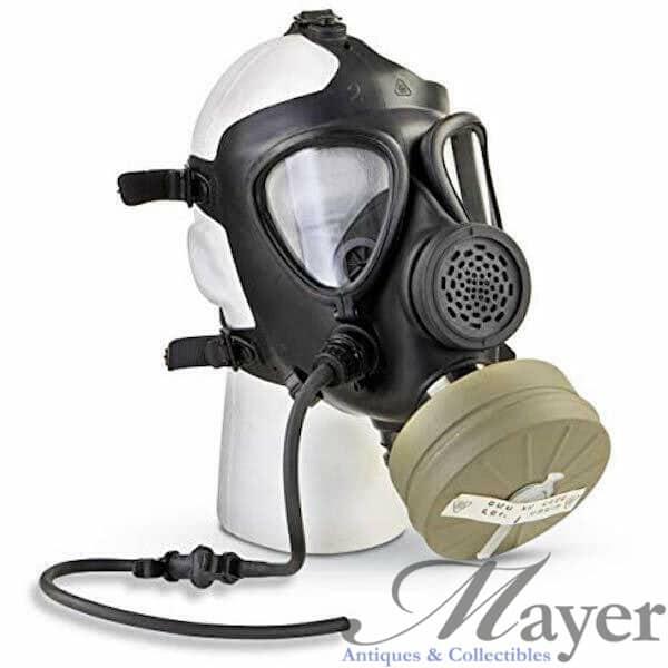 Israeli military M15 gas masks