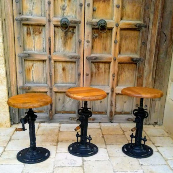 Industrial Design Bar Stools
